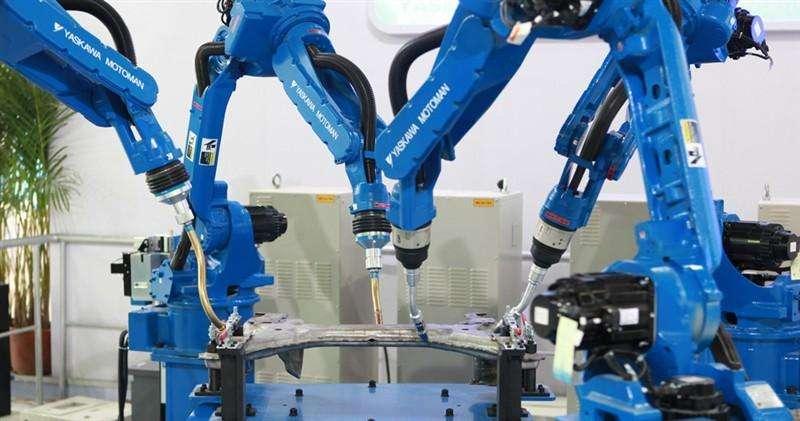 安川yaskawa焊接机器人