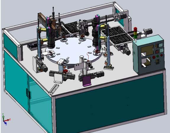 临沂CCD视觉检测机