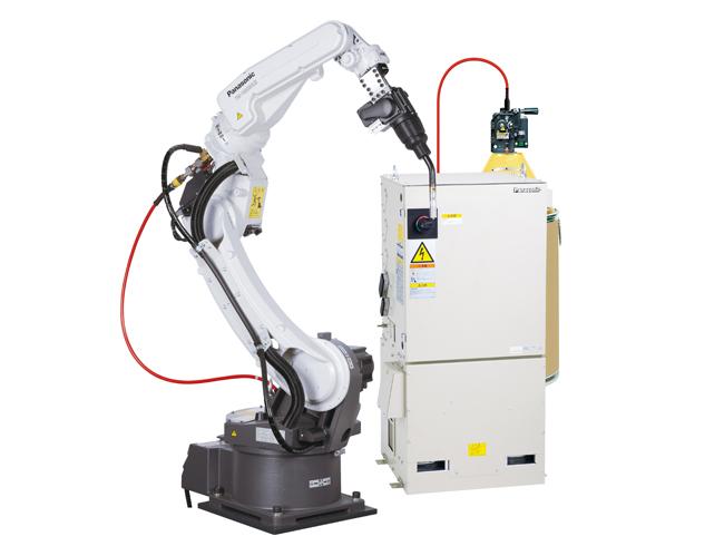 平湖松下機器人焊接系統定制集成